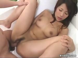 Akira Ichinose Jumps The Meat Pole