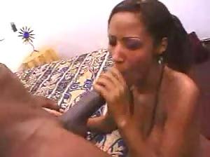 Ebony pornstar Victoria Styles fucked by Lex Steeles big black cock