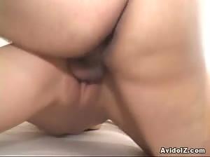 Haruka Sanada loves hardcore
