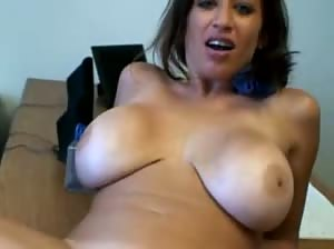 Busty wife pounded on camera