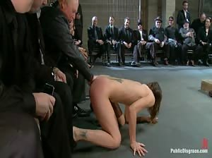 The public humiliation of Amber Rayne