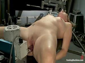 Nasty fucking machines fucking nasty girls