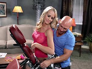 Simone Sonay - Massage Chair Muff