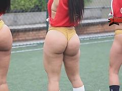 Brazilian Booty Contest