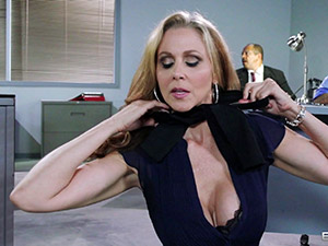 Julia Ann - Work Hard... Fuck Harder