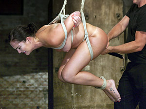 Squirting Snatch Roto-Drilled Into Oblivion