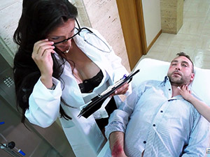 Marta La Croft - Cumming Out of a Coma