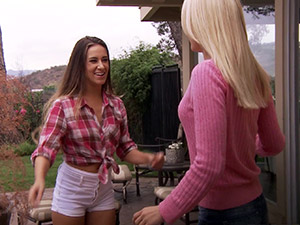 Alli Rae & Cassidy Klein - The Slutty Babysitter: Part One+C5305