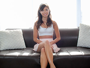 Casting Couch X presents Kimberly Costa