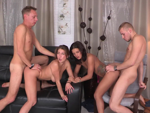 Teen Sex Parties - New couch for a sex party