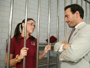 Kandi Milan - Prison Break