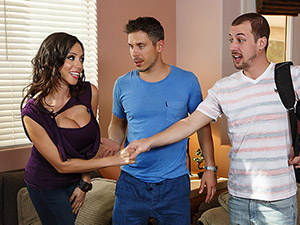 Ariella Ferrera - Making Him Wait