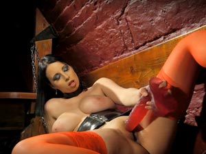 Chrissie in Fetish Fantasy