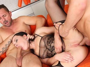 Wendy Moon in Anal Attraction #04 - Scene 02