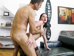 Leyla A in Rocco's POV #18 - Scene 02