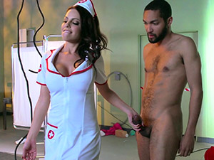 Britney Amber - The Nuru Nurse