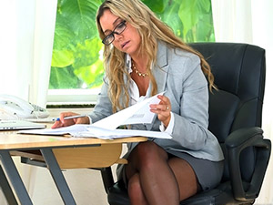 Angela - Business and pleasure