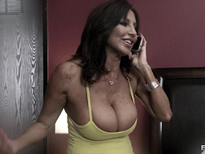 Tara Holiday - Overnight With Stepmom: Part Two