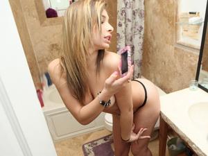 Carmen's ass is magnificent