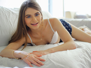 Teen Alice gets banged by her date filmed in POV