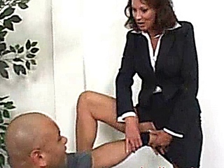 Stress Therapy For White Madam Fucking Milf