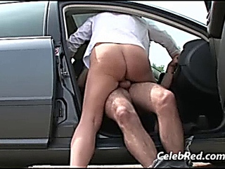 Mitten in Deutschland 2 So ficken die Politessen hardcore german amateur police blowjob blonde outdoor