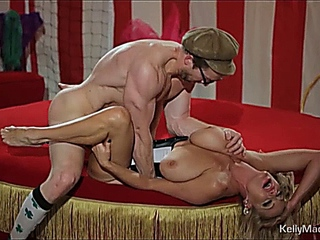 Busty Kelly Madison Fucks Lester The Loser