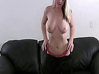 Casting of Blonde British Actress