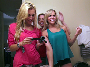 Hailey Holliday, Jodi Taylor, Mia Malkova - That's How They Do It - Part II