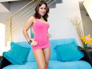 Laura Moreno banged by a big hard dick