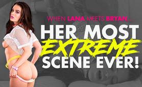 Lana Rhoades' Most Extreme Scene Ever, Scene #01