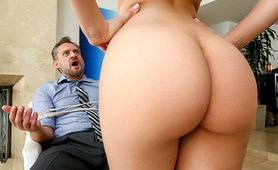 Stepdaughter Takes Control
