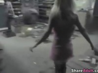 Sexy girl likes to be recorded