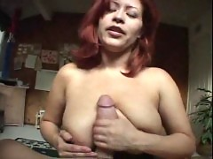 Horny latina chick makes my big cock happy