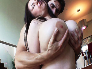 Sexy busty MILF get nailed hardly