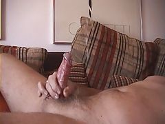 short and strong cumshot