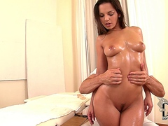 Eve Angel - Juicy Melon Massage