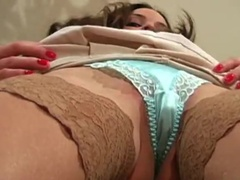 Kinky Wet Panties vid presented by Panty Girlfriends