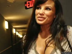 Busty Lisa Ann Gets Paid For Hot Anal Sex