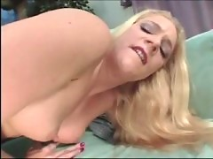 Heidi fucked by a huge cock