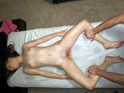 Alice March - Swedish Labia Massage