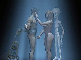 3D Slave Girls Get Fucked!