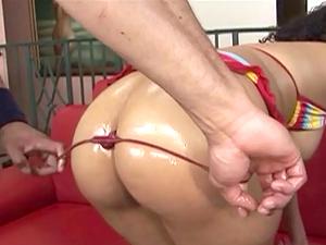 Round ass ebony ghetto babe fucked