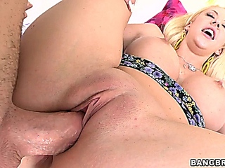 Courtney Taylor In Big Tit Creampie