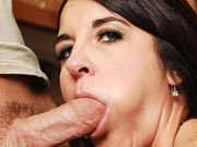 Hot MILF Kasandra Blue decides to fuck one of her sons friends