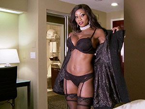 Diamond Jackson - My Sister-In-Law Is A Whore!