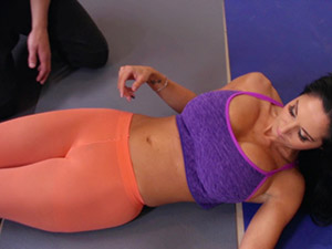 Ava Addams - Hot Yoga