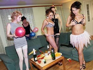 Bachelorette party for best sex dolls