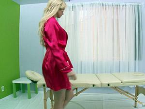 Gigi Allens - Body Stocking Rubdown