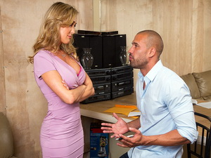 Brandi Love - Seduced By A Cougar